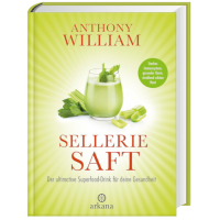 Sellerie Saft von Anthony William